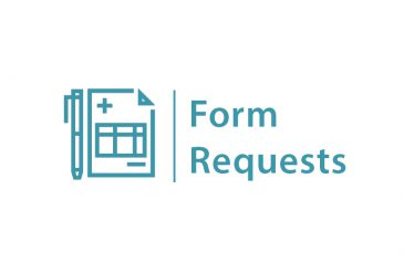 Form Requests for Healthquest