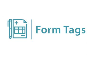 New Feature Alert: Form Tags