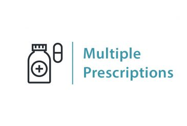 Working with Multiple Prescriptions